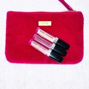 Marc Jacobs Mini Lipgloss High-shine Trio
